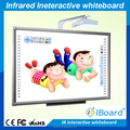 High quality finger touch iBoard Infrared interactive whiteboard for Smart Classroom