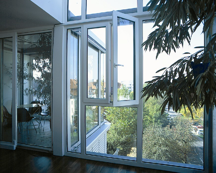 Global famous brand UPVC windows(Sliding windows and Casement windows) for construction company