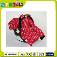 New design nursing strap infant car canopy cover baby car seat cover