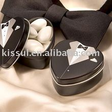 Wedding favors Dressed to the Nines - Tuxedo Mint Tin