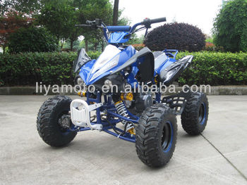 4 STROKE 110CC 125CC QUAD WITH REVERSE WITH CE 8 INCH WHEELS