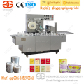 Gold Supplier Automatic Soap Cellophane Wrapping Packaging Machine