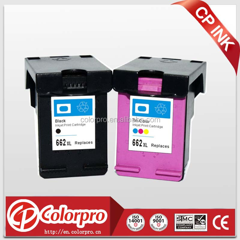 CZ105A CZ106A Compatible for HP662 for HP 662 Ink cartridge for HP Deskjet 2515 3515 2516 3516