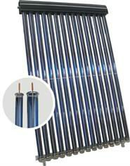 Solar keymark approved Evacuated tubes solar collector for water heat(haining)