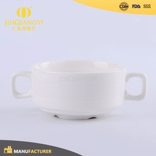 Fashionable Design Wholesale ceramic soup bowl for restaurant