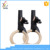 HI-FINE Strap Crossfit Wooden Training Gymnastic Rings