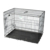 Professional Portable Easy Assembly foldable dog kennel
