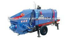 Small Capacity Concrete Pumping Machine DXBS25-08-56 Mini Concrete Pump For Sale