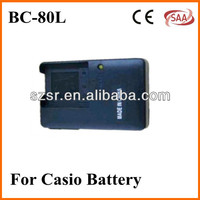 BC-80L 4.2V Battery Charger For Casio Exilim EX-S10 EX-Z9