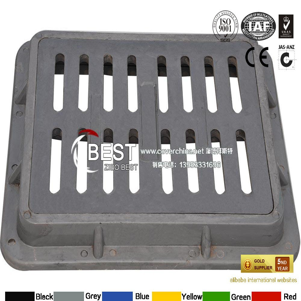 Composite Outdoor Drain Cover