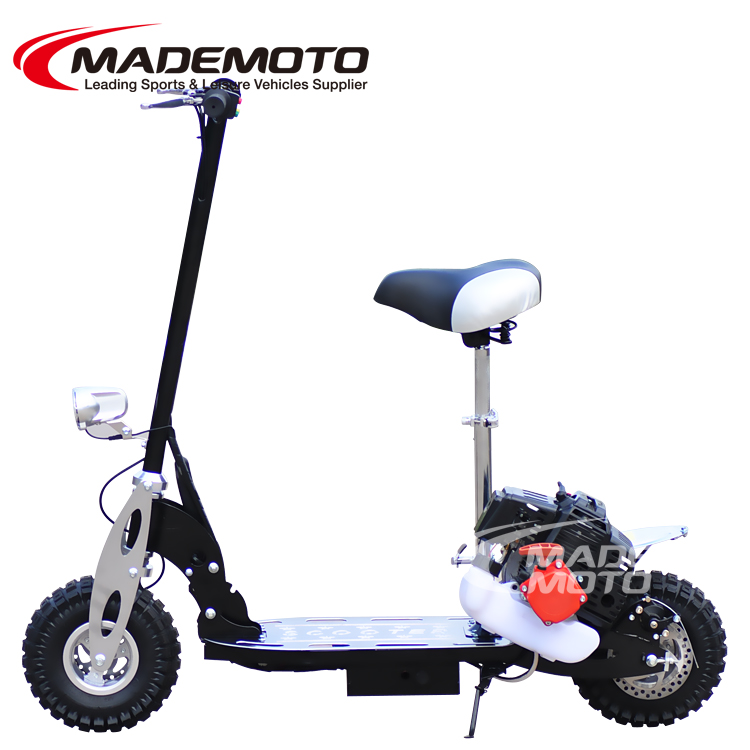 gas snow mobility scooter