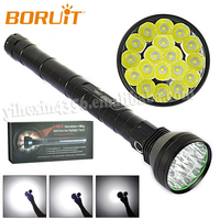 2015 Super Bright LED Flashlight with Cree L2 Flashlight Torch