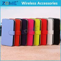 Do Your Private Label Phone Case For Samsung Mega5.8 I9108 I9152 For Cellphone Leather Case