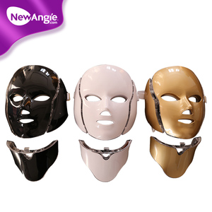 No surgery beauty 7 color led mask for beauty centre