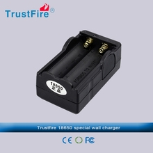 TrustFire 4.2v mini power charger 18650 two wireless wall charger,travelling accessory for li-ion battery