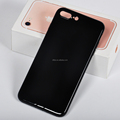 DFIFAN Classical Black Cover Case for apple iphone 7 / 7plus cover cases for apple iphones 7plus jet black