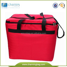 Promotional recyclable outdoor non woven cheap ice cream cooler bag