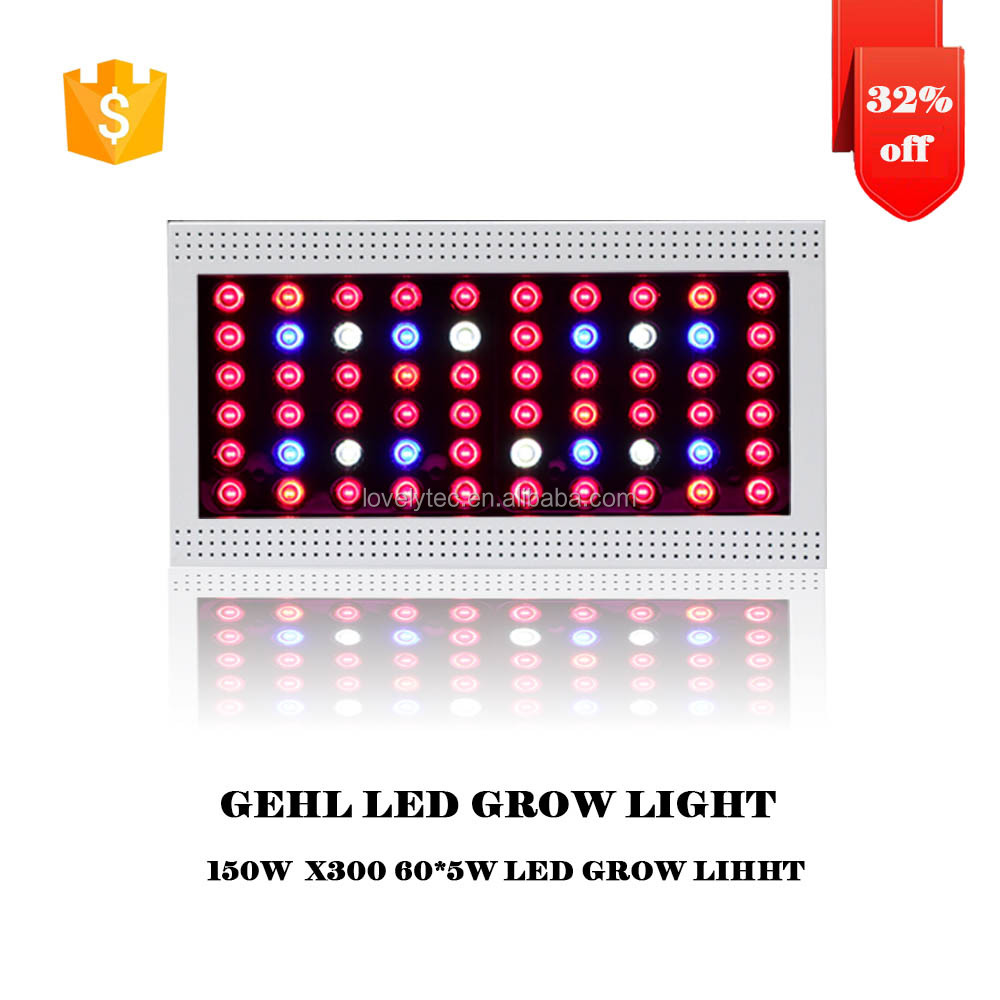 lovely tech 300w full spectrum led grow light agricultural land for lease