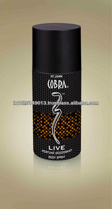 DEODORANT,COBRA SERIES DEODORANT BODY SPRAY, DEODORANT BODY SPRAY