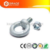 High Tensile Galvanized Lifting Eye Bolts
