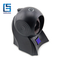 Best Seller Omnidirectional Barcode Scanner/Bar Code Reader Hand-free Barcode Scanner
