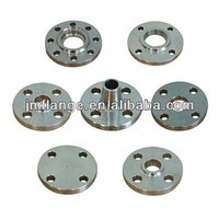 "ASTM 1/4''-24"" a105 lwn flanges"