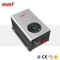 Pure Sine Wave off grid 3000W 24V solar power inverter with MPPT controller 40A