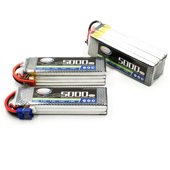 wholesale lipo battery 4s 14.8V 5000mah 40C high discharge rate lipo battery for UAV