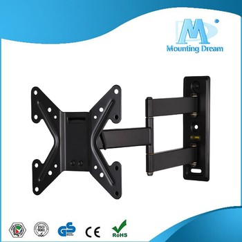 Mounting Dream Full-motion Swing arm wall mounts XD2393-S fits for 26-42'' LED/LCD/OLED/plasma TVs