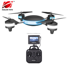6-Axis RC Camera Drone Hexacopter UAV 3D Roll FPV Real-time Transmission Quadcopter Drone with HD Professional Camera
