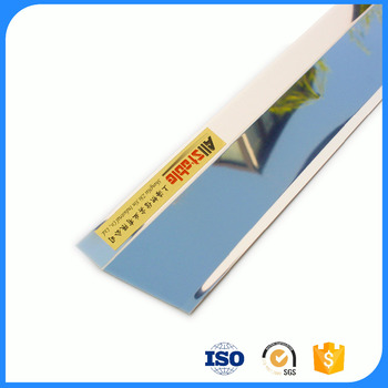 Stainless Steel SS304 skirting board cover for wall corner trim