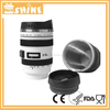New Products Beautiful Camera Lens Shape Stainless Steel Mug