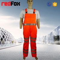 Reflective waterproof uniform jumpsuits