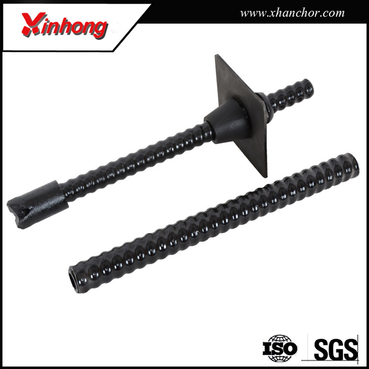 Factory Supply steel reinforcement system anchor drill rod r51 price