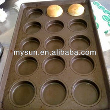Hamburger Tray with teflon