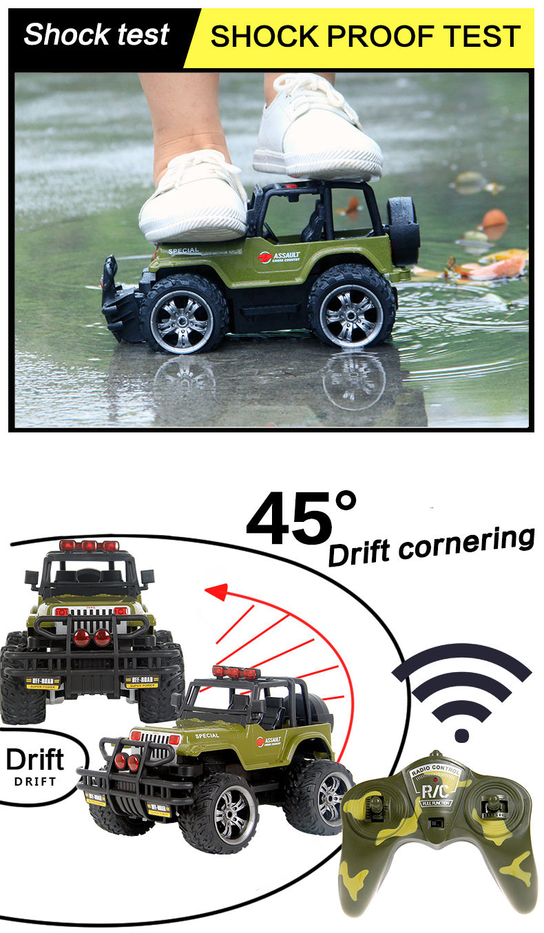 Hot selling RC Toy RC car 1/10 electrics Alloy Metal 2.4G Remote Control Toy Cars RC Drift Car