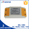 CE SAA ROHS over current and voltage 5W 9W 12W 15W 20W 25w 35w 350ma 600ma 700ma 900ma 1050ma constant current LED Driver