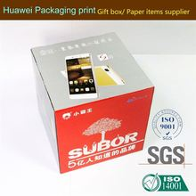Paper Bag supplier 1000gsm cardboard paper tube box key ring packaging plastic box