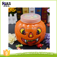 Halloween decorations candy buckets plastic buckets wholesale