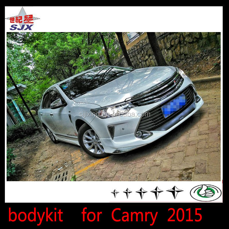 Auto body kit for Camry 06-08 pp material full set refitting bodykit small bodykit for Honda