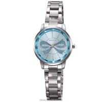 Alibaba Express Bowknot Butterfly Girls Fancy Watches