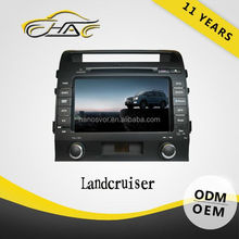 hot product credible quality newest Direct price for toyota land cruiser car dvd