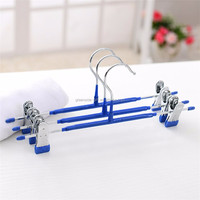 High quality 30*13cm non-slip skirt pants clip hanger