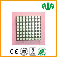 8x8 Rgb Full Color Led Dot Matrix For Indoor Led Sign With P4