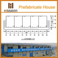 china low cost modular cheap prefabricated houses