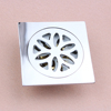 Kitchen Bathroom Shower Sink Square floor drain cover