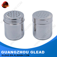 Chinese fashion Stainless steel 1 oz spice jars
