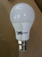 A60 LED Bulb 5W 7W 9W 12W B22 for India market