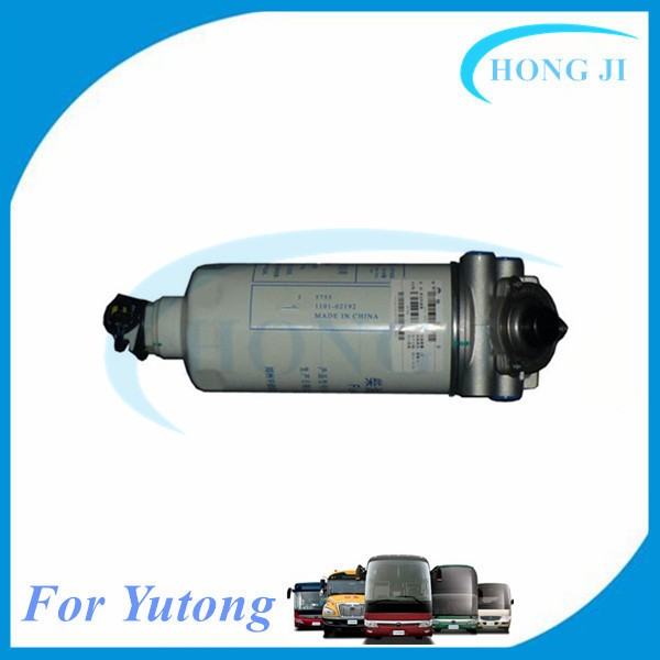 New Arrival Types of FuelFfilter OEM 1101-02192 Tour Bus Fuel Filter Price