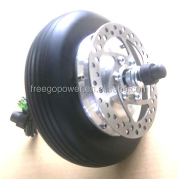 8 inch electric scooter motor brushless dc motor